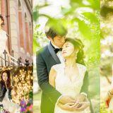 結婚式の写真撮影 trickster photography