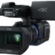 4K60P対応ビデオカメラ。4Kは約800万画素の高画質撮影となりハイビジョンの200万画素を大きく超える超高画質となります。またDVD画質は35万画素となりこのカメラ一台でハイビジョンカメラ4台分の映像を押さえることが可能です。