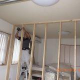 部屋の間仕切り・壁設置リフォーム 有限会社アシストサービス