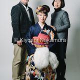 家族写真・記念写真 ナカムラキヨシ