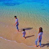 家族写真・記念写真 Okinawa_Aerial_Shoot