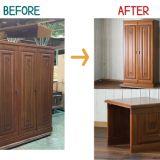 家具のリフォーム ナチュラルインテリア専門店 ミヤカグ
