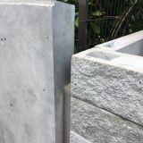 擁壁補修工事