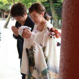 お宮参りの写真撮影 フォトリエK2