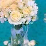 結婚式のブーケ・会場装花 flower design shop FIORE