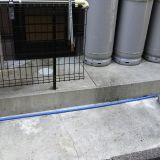 外壁の掃除 ビカンテック岐阜長森店