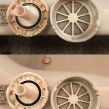 風呂釜(追い炊き配管)の洗浄 美装洗戦