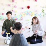 ニューボーンフォト・赤ちゃん写真撮影 大森 秀明