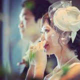 結婚式の写真撮影 Leaf wedding