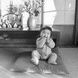 ニューボーンフォト・赤ちゃん写真撮影 かんのぱんだ写真館