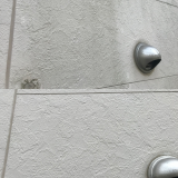 外壁の掃除 美装洗戦