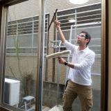 窓掃除 クリーンジョイ サポート【エアコンクリーニング士】資格保有