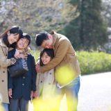 家族写真・記念写真 出張撮影家族の日