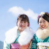 成人式の写真撮影 Kanaeru