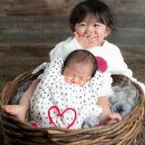 ニューボーンフォト・赤ちゃん写真撮影 ビブリッジ