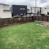 芝張り・芝生の手入れ 小川緑化