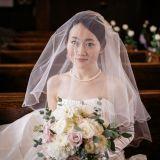 結婚式の写真撮影 植村由理