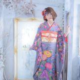 成人式の写真撮影 MINORI FURIHATA