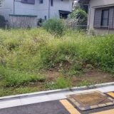 草刈り・芝刈り・除草(機械刈り) @tasukata「あ~助かった」