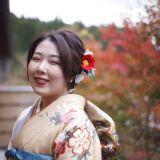 成人式の写真撮影 宮前歩生 Miyamae Aoi