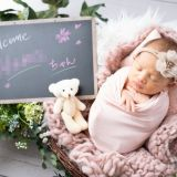 ニューボーンフォト・赤ちゃん写真撮影 Happy Baby Project
