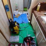 洗濯機・洗濯槽クリーニング テクニウオッシュ ニキ