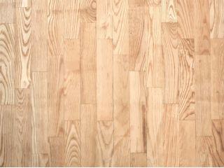 フローリング(木の床、高級感があり耐久性が高い)