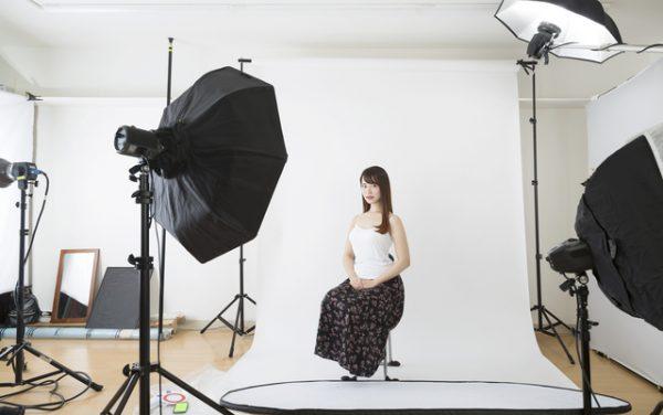 宣伝写真のスタジオ選び