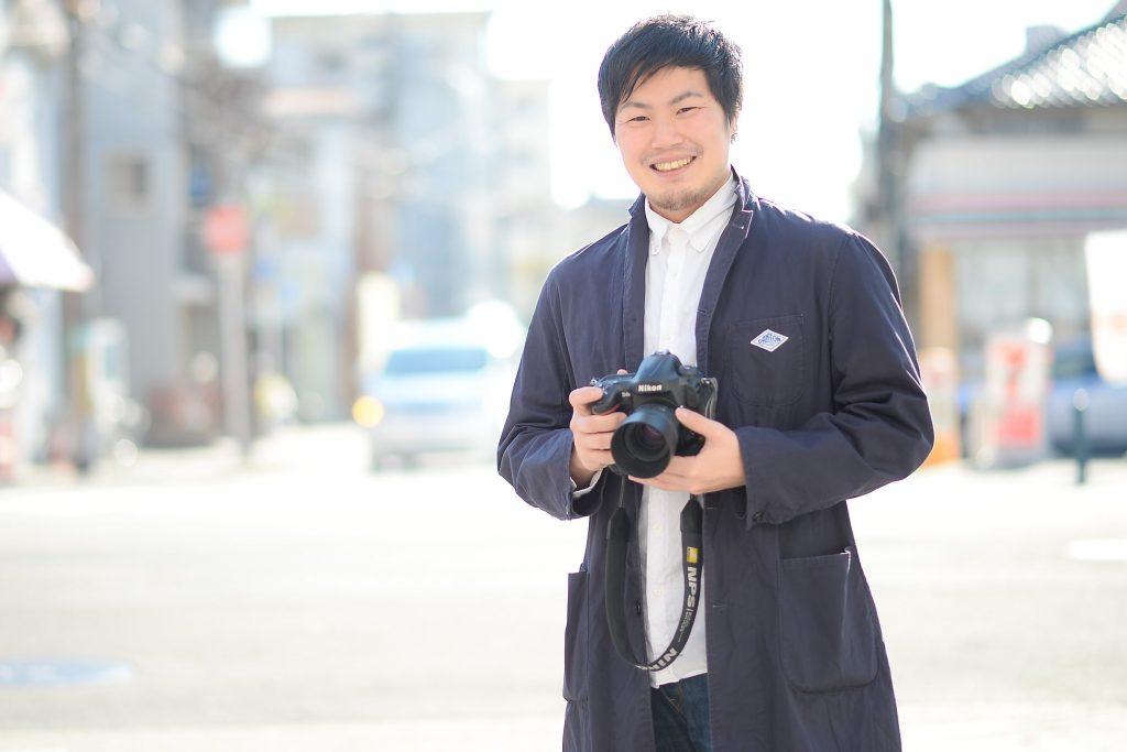 カメラマン 福永俊樹