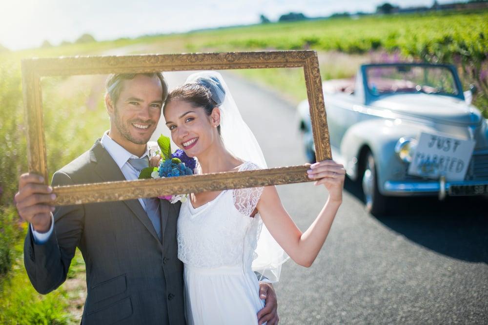 結婚式の写真はアイテム次第でインスタ映えが10倍増しになる!