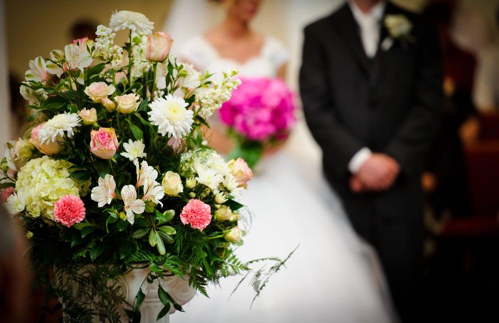 小物も結婚式の重要な思いで