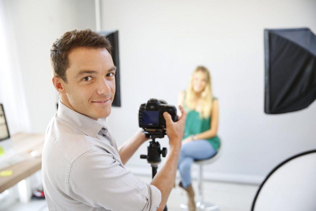 バストアップ写真撮影経験が豊富なカメラマンを選ぼう