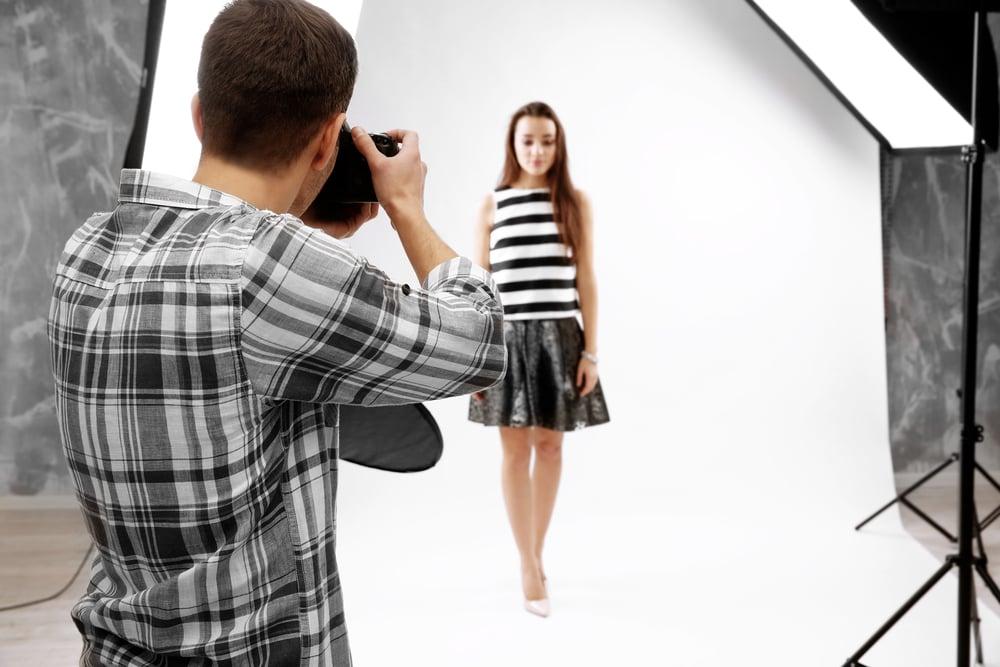オーディション用の写真の撮り方&撮られ方