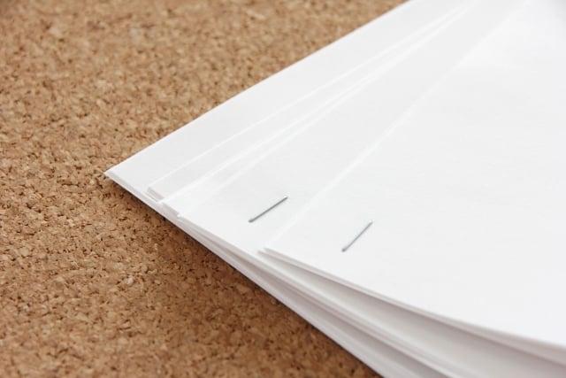 建設業許可申請には膨大な書類が必要