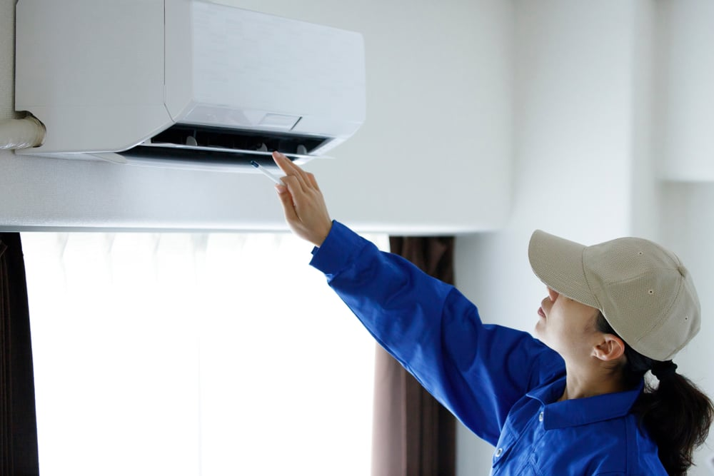 エアコンのカビ取り掃除はプロにおまかせ