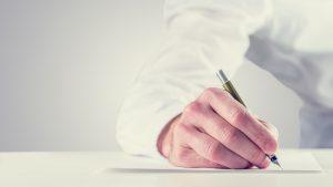 個人事業主の領収書の宛名の書き方
