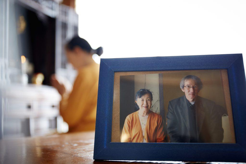 仏壇供養の画像