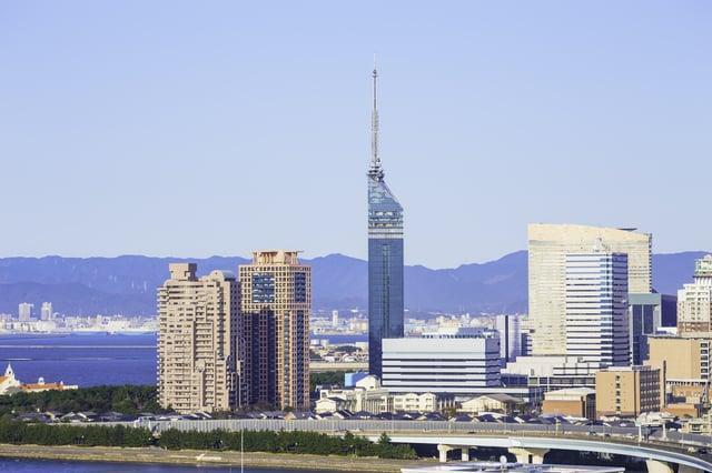 福岡の風景