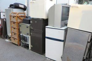 テレビ、冷蔵庫の処分方法