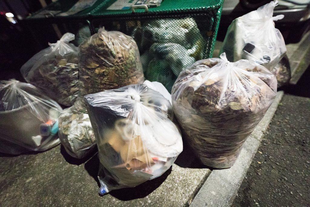 不用品を粗大ゴミとして処分する