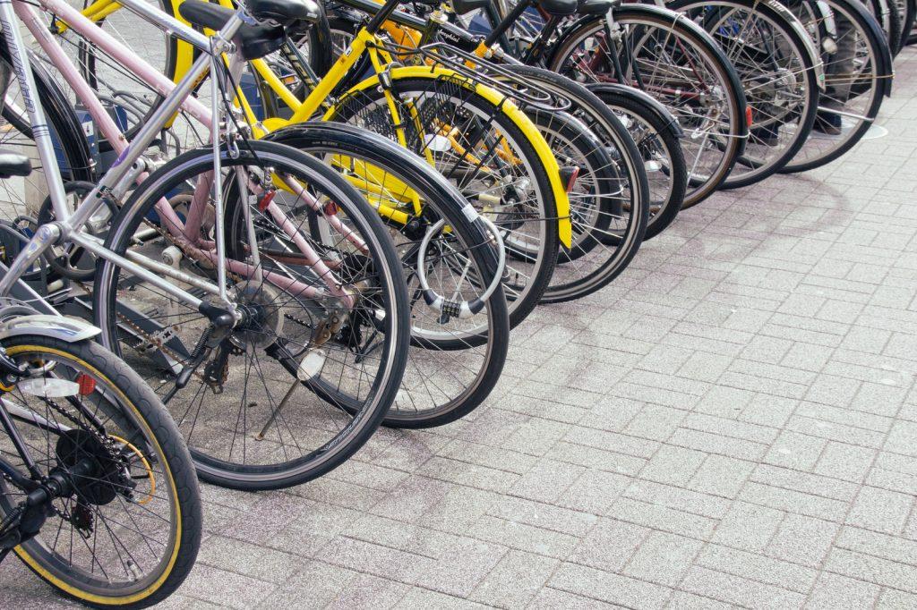 買取専門店で自転車を処分する方法