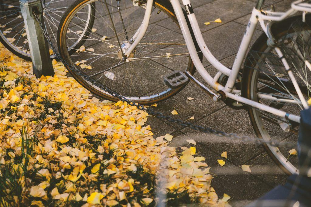 自転車を粗大ゴミとして廃棄する