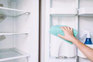 冷蔵庫 霜取り