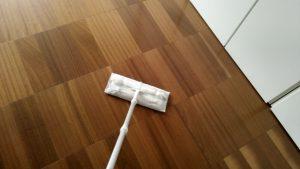 フローリングのカビ掃除