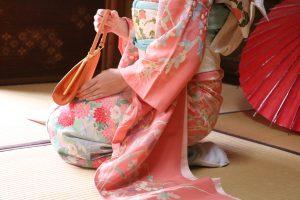 着物の模様の特徴とよく使われる模様
