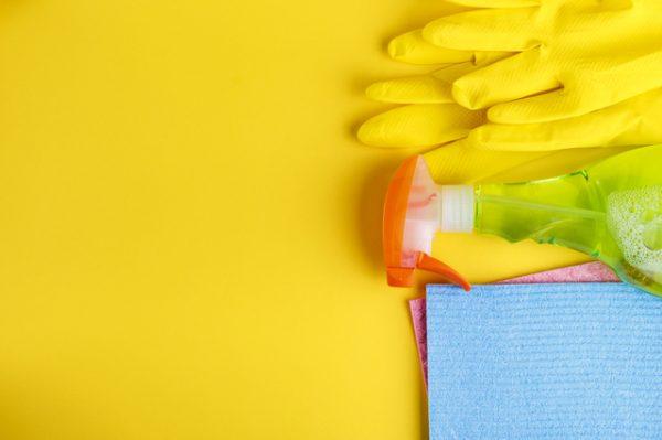 自分でフローリングのカビを掃除する方法