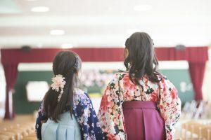 卒業式 袴