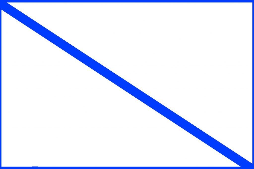 写真に構図 対角線構図 図提供 Mphoto