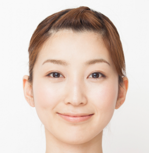 中級編|レタッチテクニック5・人物の髪の毛 Photo by Mphoto