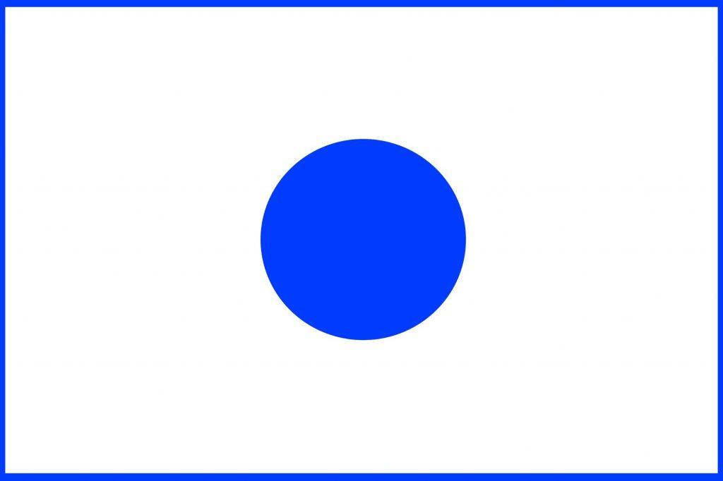 日の丸構図 図提供 Mphoto